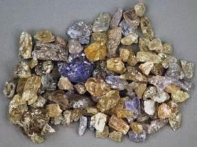 Merelani Tanzanite Deposit 585 Ma Late Neoproterozoic